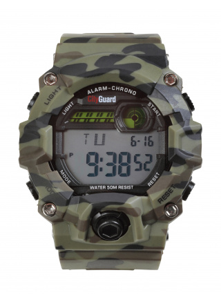 MONTRE DIGITAL - CITYGUARD