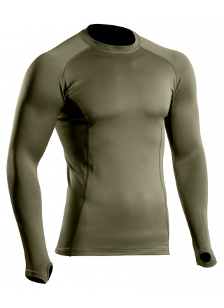MAILLOT THERMO PERFORMER NIVEAU 2 VERT OD