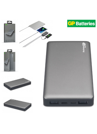 POWERBANK 15000 mAh GRAPHITE GREY