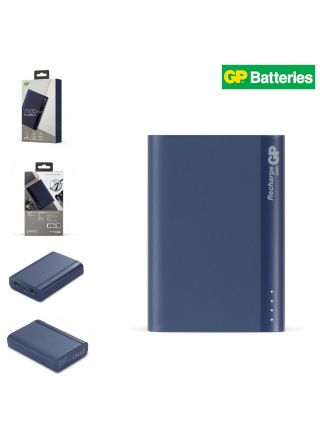 POWERBANK 7500 mAh MERCURY BLUE