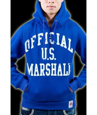 best shoes another chance cost charm SWEAT HOMME US. MARSHALL BLEU United Equipement