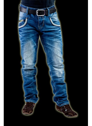 JEANS JUSTING HT5067