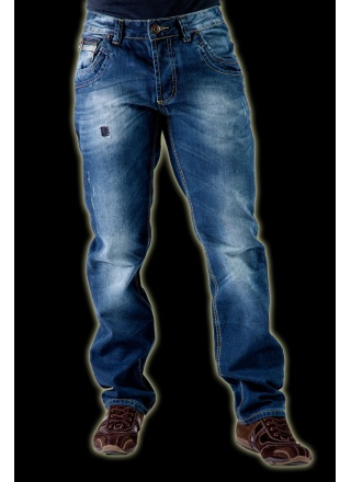JEANS JUSTING LD1088