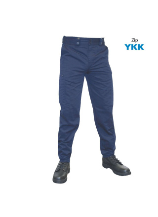 PANTALON D'INTERVENTION MARINE MAT
