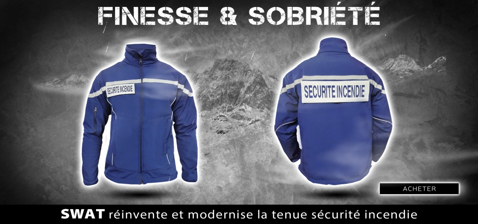 SLIDE SOFTSHELL BLEU